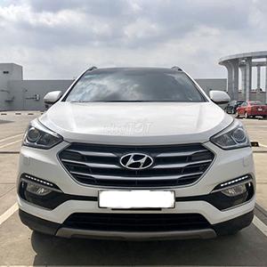 Hyundai Santa Fe 2017 Tự động máy dầu