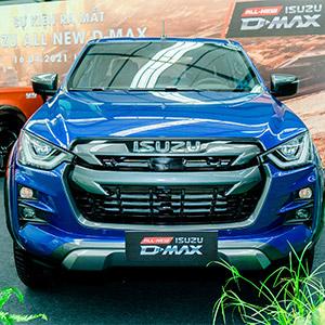Isuzu D-Max 2021 nhập khẩu Thái Lan: Báo giá, Khuyến mại.