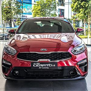 Kia Cerato 2021 xe Sedan 5 chỗ giá rẻ, Khuyến mại và quà tặng chính hãng.