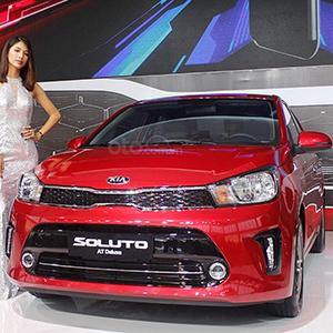 Xe Kia Soluto 2021: Mẫu Sedan giá rẻ, Khuyến mại và quà tặng chính hãng.