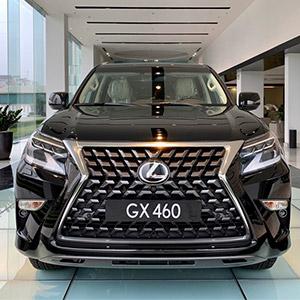 Xe SUV 7 chỗ Lexus GX 460 2021 mạnh mẽ, cá tính: Giá bán, Khuyến mại.