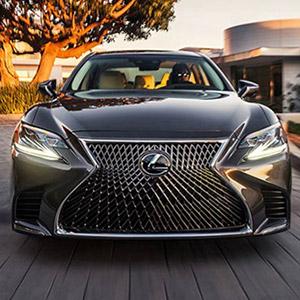 Lexus LS500 2021 chiếc xe sang trọng, hiện đại nhất hiện nay.