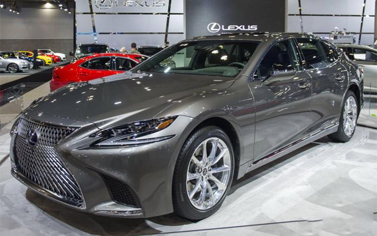 lexus ls500 2021