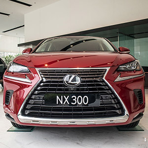 Lexus NX300 2021 Đánh giá chi tiết, báo giá và khuyến mại.