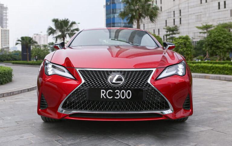 lexus rc300 2021