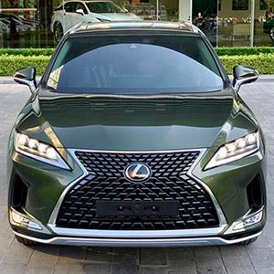 Mẫu xe Lexus RX350 2021: Giá bán và khuyến mại Đặc Biệt.