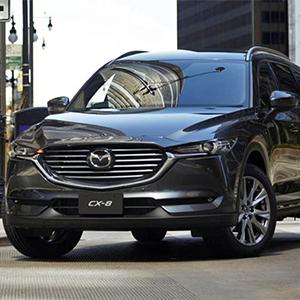 Giá Mazda CX8 2020- chính hãng - Đủ màu - Xe giao ngay.