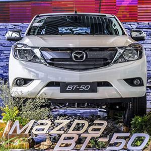 Chi tiết xe Mazda BT50 2021: Giá bán và trương trình khuyến mại.