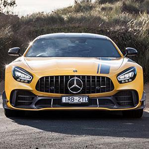 Siêu phẩm xe thể thao Mercedes AMG GT R 2021 giá 11 tỷ