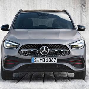 Giá xe Mercedes GLA 2021 chỉ từ 1.6 tỷ đồng