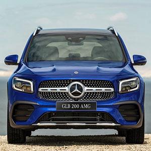 Mercedes GLB 200 AMG 2021 xe sang nhưng giá chỉ 1,9 tỷ.