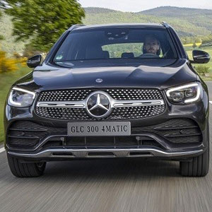 Mercedes GLC 300 2021 xe SUV 5 chỗ giá bán từ 1,7 tỷ.