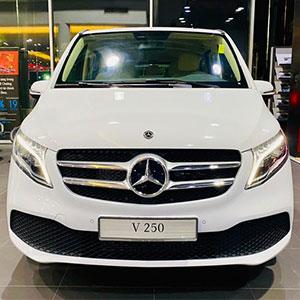 Mercedes V250 Luxury 2021 Mẫu MPV đa dụng hạng sang giá 2,5 tỷ.