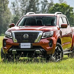 Bán tải Nissan Navara 2021- Hầm hố, Nhiều công nghệ mới.