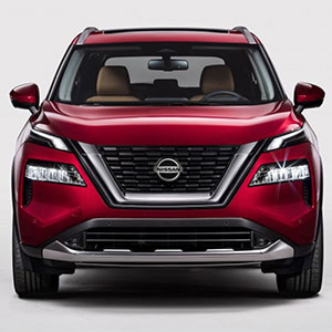 Xe gia đình Nissan X-Trail 2021. Thay đổi ngoại hình và nâng cấp công nghệ.
