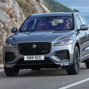 Xe Jaguar F-Pace mới. Giá bán, khuyến mại lớn 2021.