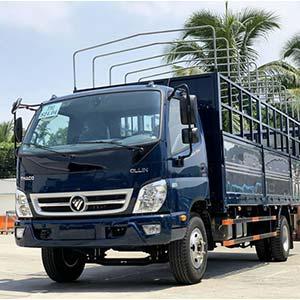 Thaco ollin 720 thùng dài 6m2 tải 7t5 - Số lượng xe có hạn