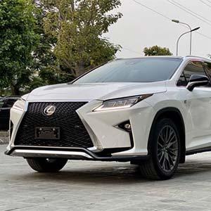 Lexus RX 350 Fsport nhập Mỹ sản xuất 2018 đã qua sử dụng bán giá siêu rẻ