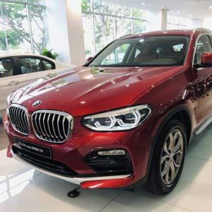 BMW X4 xDrive20i 2020 GIÁ ƯU ĐÃI - QUÀ TẶNG KHỦNG - HỖ TRỢ TRẢ GÓP - GỌI NGAY
