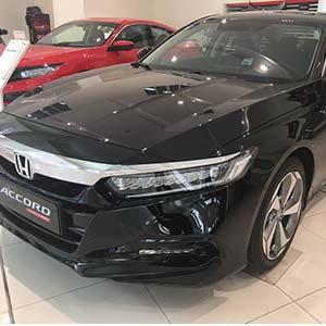 Honda Accord Turbo 2020 mới Tặng ngay gói quà PK - Giảm TM