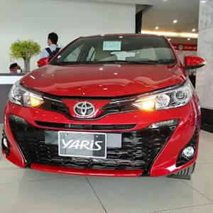 Toyota Yaris 2020 - Giá tốt nhất thị trường - Xe giao ngay - đủ màu