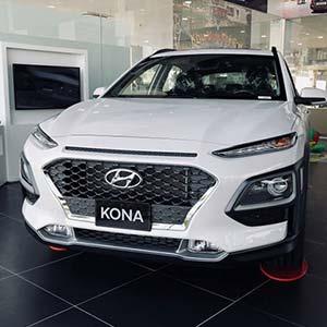Hyundai Kona Turbo 2020 Giãm ngay 30Tr Tiền Mặt và 50% Thuế Trước Bạ