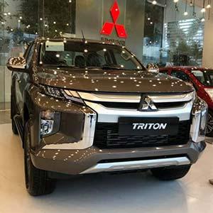 Bán Tải Mitsubishi Triton GLS 2019 rẻ nhất miền Bắc